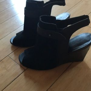 nautica Shoes - Open toe wedges